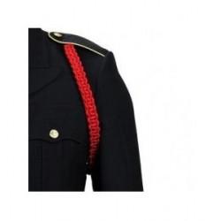Army Artillery Red Shoulder Cord