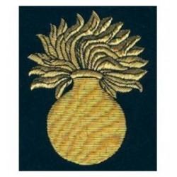 Grenadier Guard Blazer Embroidery Badge