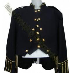 Piper Drummer Sheriffmuir Doublet Kilt Jacket