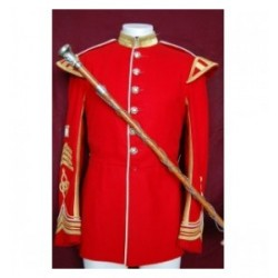 Duke Of Wellington Regiment Drum Major Tunic