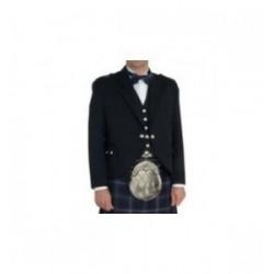 The Braemar Kilt Jacket Without Waistcoat