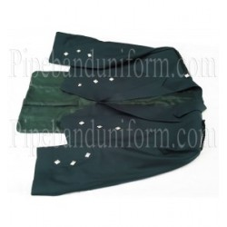 Green Prince Charlie Kilt Jackets