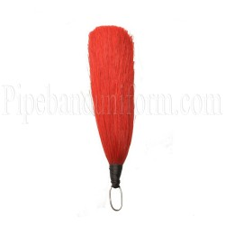 Coldstream Guards - Other Ranks Scarlet Horse Hair Plume / Hackle - British Army