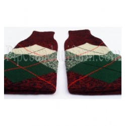Red and Green Hose Tops