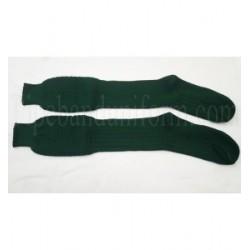 Pipe Band Green Full Hose Tops - Bubble Folding
