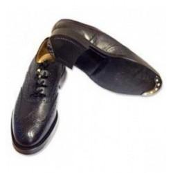 Military Uniform Regimental Ghillie Brogues Shoes