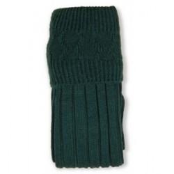 Bottle Green Pipe Band Full Socks