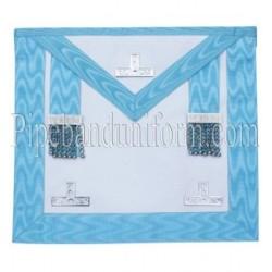 Craft Regalia - Worship Master Turquoise Blue Apron