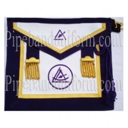 Embroidered RSM P.T.I.M Blue Masonic Apron