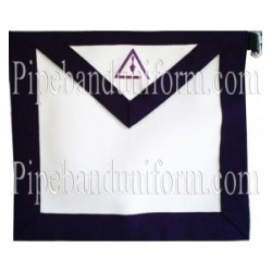 Embroidered PIM Blue Masonic Apron