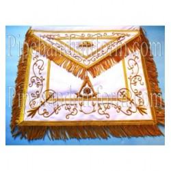 Embroidered Past Master Masonic Apron