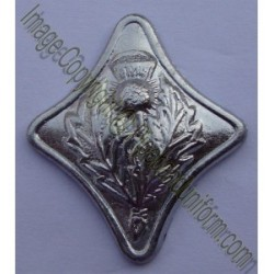 Rounded Diamond Thistle Buttons