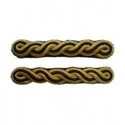 Royal Tank Regiment Shoulder Cords