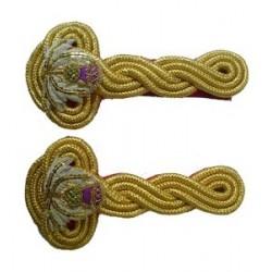 Royal Highland Fusiliers Shoulder Cords