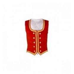 Red Highland Dancer Jacket