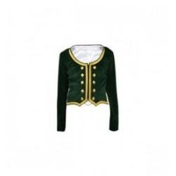 Green Highland Dancer Jacket